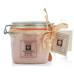 Crystal Body-Bath Scrub