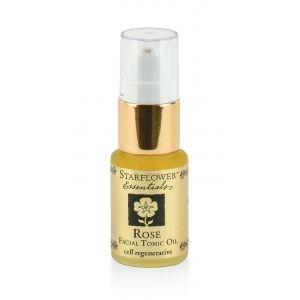 Bulgarian Rose Facial Tonic Oil>harmonizing, organic cell regenerative