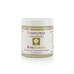 Rose Almond Exfoliant Cleanser & Mask