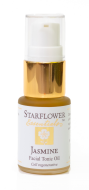 Jasmine Facial Tonic Oil   exotic, natural cell regenerative for hot, dry, sensitive or oily skin