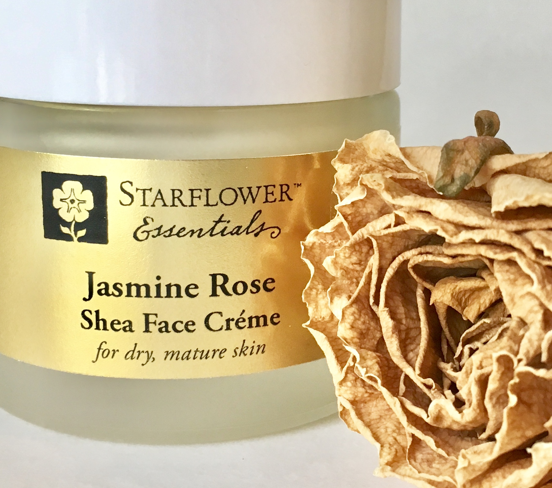 The NEW Jasmine Rose Shea Face Crème